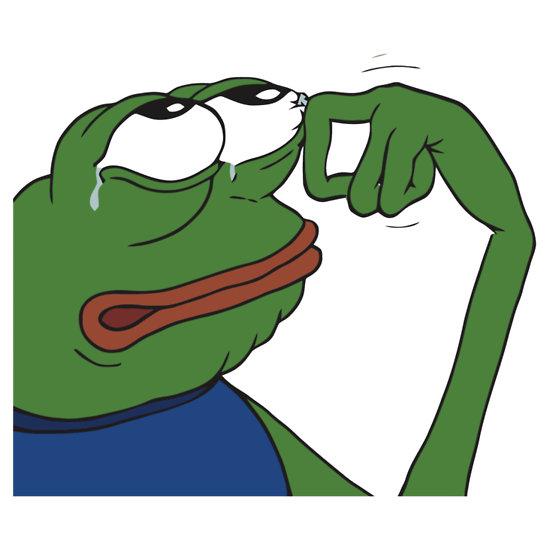 Pepe Frog Meme Template