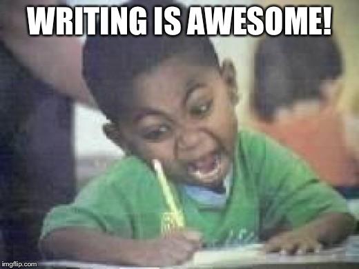 Writing Kid Memes Imgflip