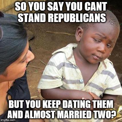 Democrat Dating A Republican Can It Last