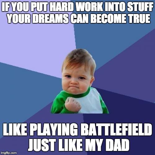 25 Best Memes About Dream Work: Success Kid Meme