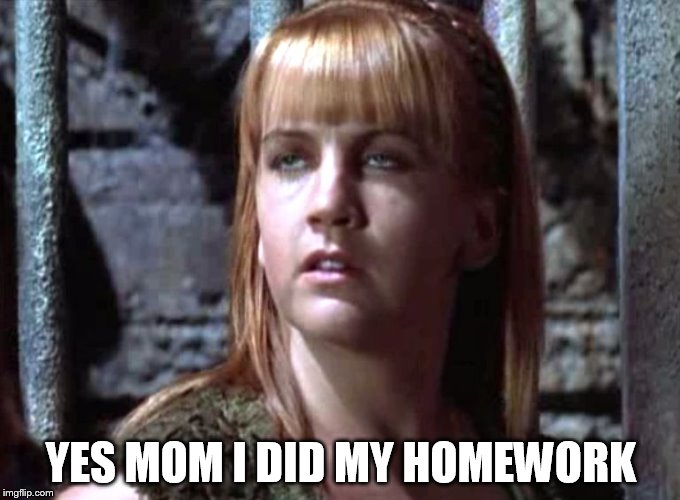 Funny Mom Memes : Image tagged in xena warrior princess funny school memes mom imgflip
