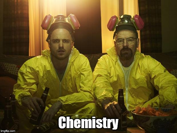 ... Breaking Bad | Chemistry | Image Tagged In Breaking Bad | Made W/  Imgflip Meme ...