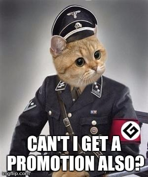 CAN'T I GET A PROMOTION ALSO? | made w/ Imgflip meme maker