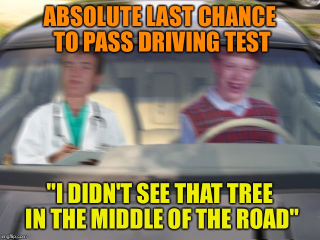 how to pass your road test