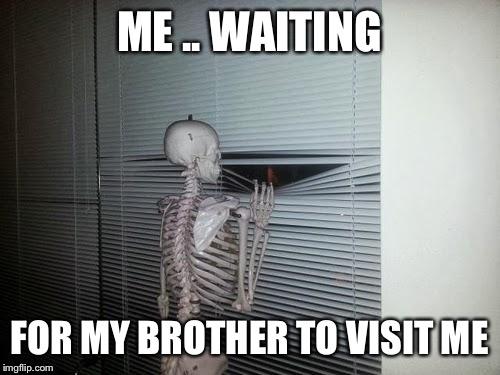 q0lc0 waiting skeleton imgflip
