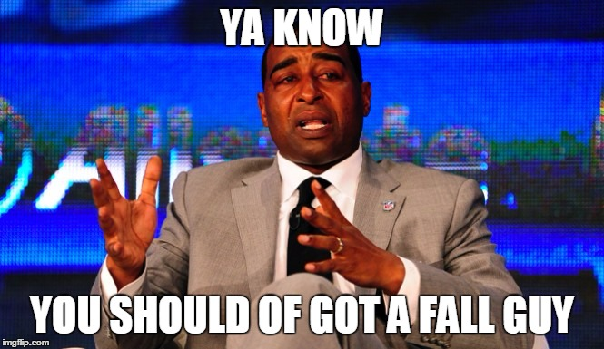 Image result for cris carter fall guys