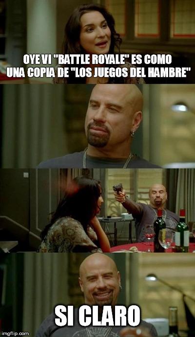 Skinhead John Travolta Latest Memes Imgflip