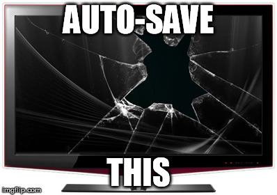 So many memes about surface lately | AUTO-SAVE THIS | image tagged in auto save,video games | made w/ Imgflip meme maker