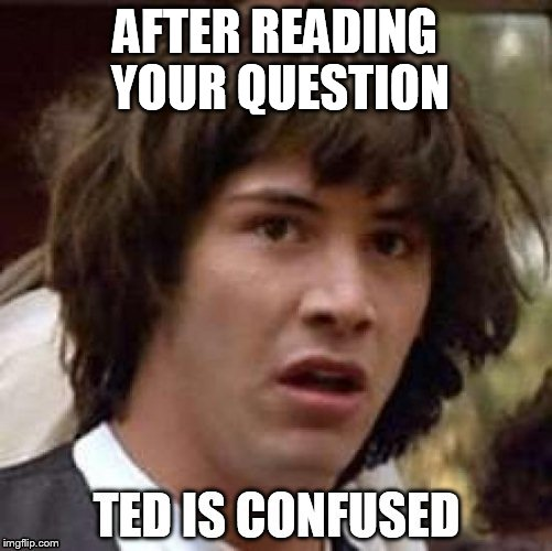 AFTER READING YOUR QUESTION | made w/ Imgflip meme maker