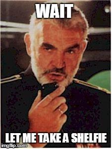 Sean Connery Red October Meme Generator Imgflip