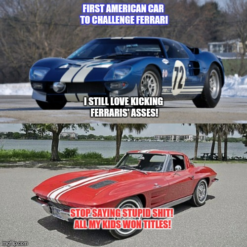 Ford Gt Memes Gifs Imgflip