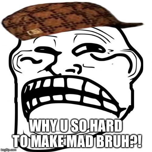 sad troll face - ROBLOX