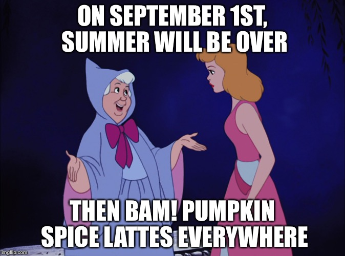 Image result for pumpkin spice meme