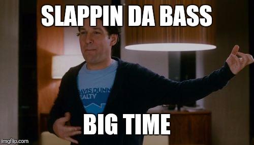 Slappin da bass