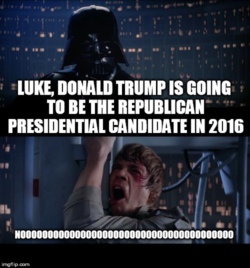 qqoh2 star wars no meme imgflip,Star Wars Election Meme