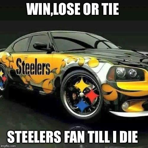 Steelers - Imgflip