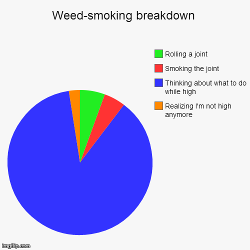 Her Smoking Pie Charts Love-6486