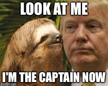 Memes captain phillips i m the captain now donald trump made w