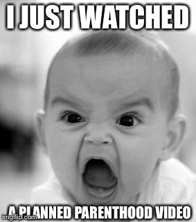 Angry Baby Meme - Imgflip