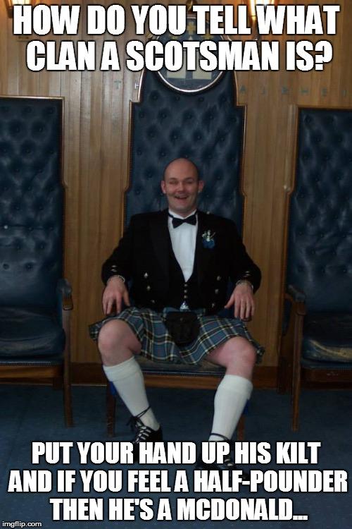 Scotsman Imgflip