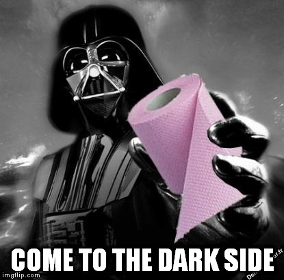 COME TO THE DARK SIDE | made w/ Imgflip meme maker
