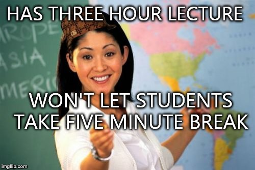 Unhelpful High School ...