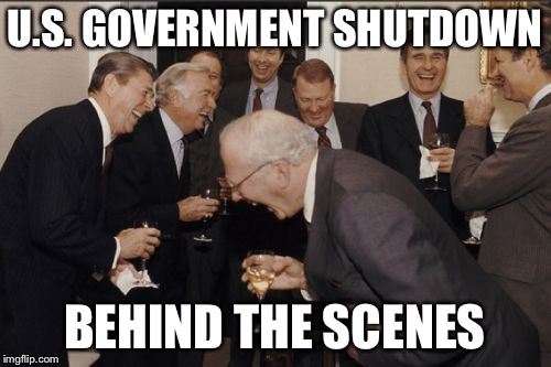 Government Shutdown Memes