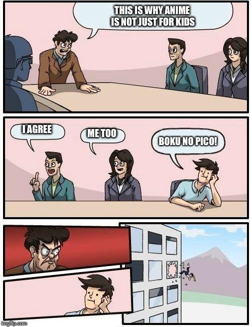 Boardroom Meeting Suggestion Meme