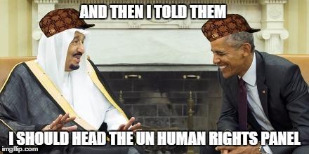 rj24g us welcomes news that saudi arabia will head u n human rights