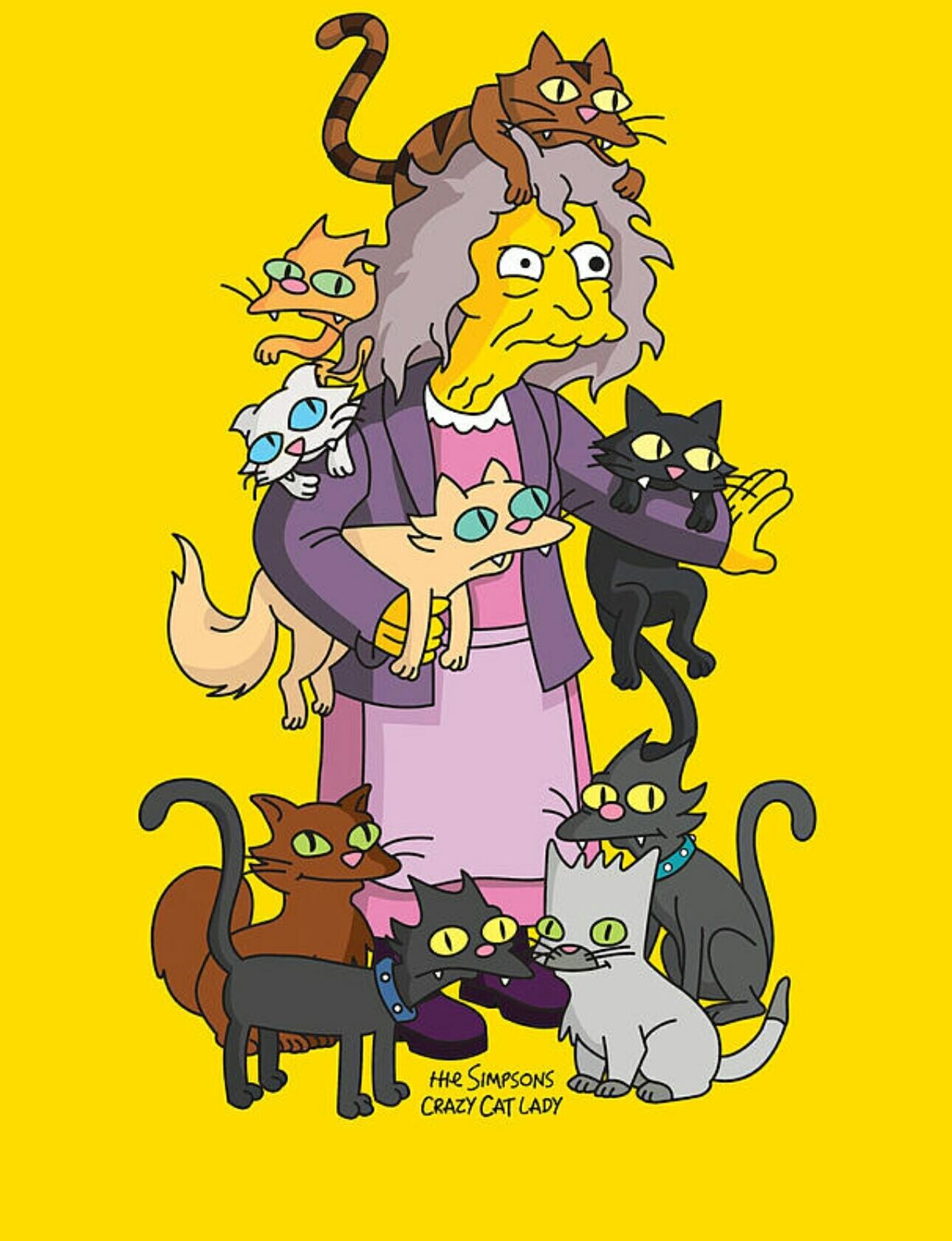 Cat lady - Wikipedia