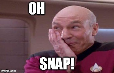 OH SNAP! | made w/ Imgflip meme maker