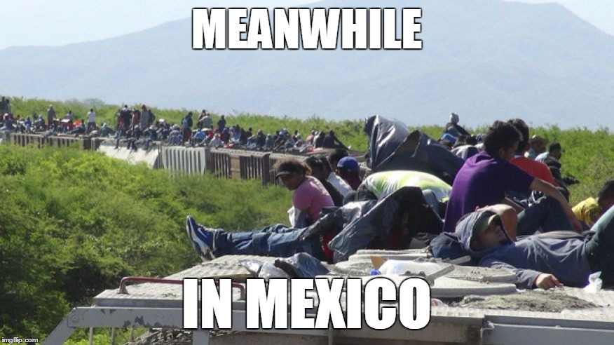 MEANWHILE IN MEXICO | made w/ Imgflip meme maker