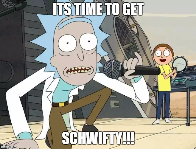 Image result for rick and morty memes