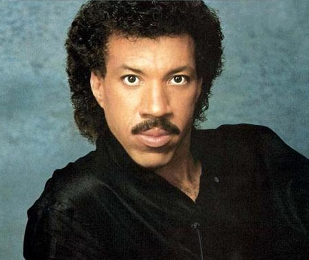 High Quality Lionel Richie Hello Blank Meme Template