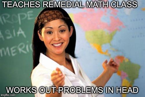 Teacher/School problems?