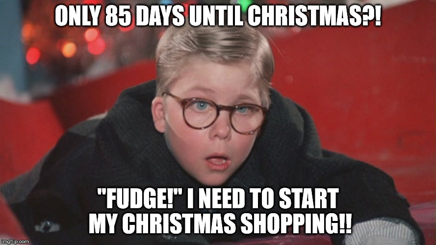 Days Till Christmas Meme.Image Tagged In Christmas Story Imgflip