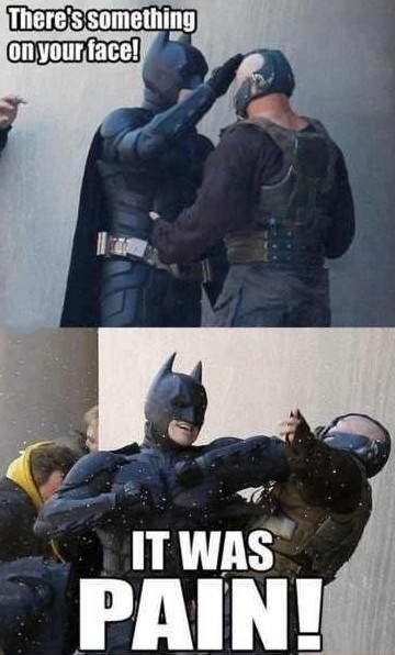 image tagged in funny memes wins batman