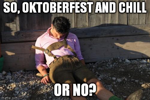 Image result for oktoberfest meme