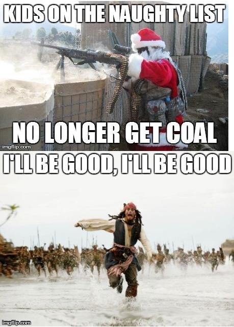 Image Tagged In Funnysanta Clausejack Sparrow Imgflip