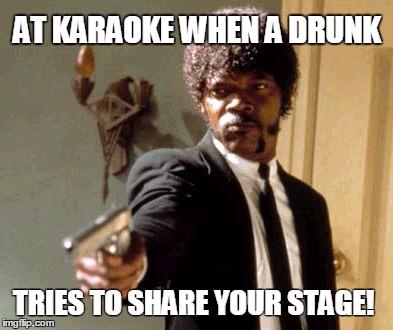 rxnmb say that again i dare you meme imgflip,Karaoke Meme