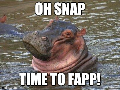 OH SNAP TIME TO FAPP! | made w/ Imgflip meme maker