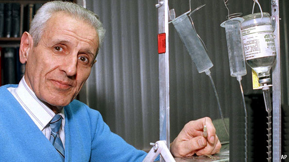 the death doctor a dr jack kevorkian story The pathologist known as dr death for helping more than 100 patients commit suicide in the '90s built his own killing machine by hand jack kevorkian, the pathologist long-known as the doctor who helped more than 100 people end their lives during the 1990s -- and spent eight years in prison for second-degree murder because of it -- passed away this morning in a detroit area hospital.