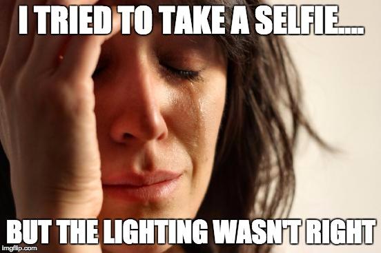 Image result for the right lighting meme