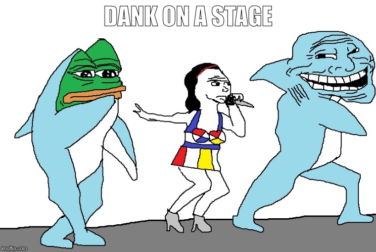 DNk | DANK ON A STAGE | image tagged in dank,maymays | made w/ Imgflip meme maker