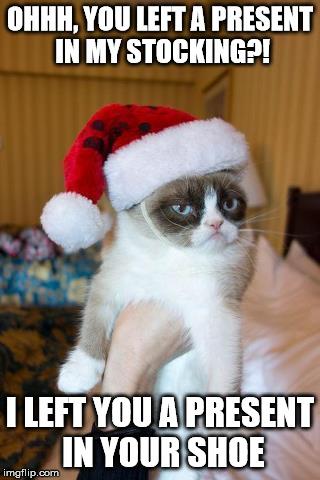 Grumpy Cat Christmas Latest Memes - Imgflip