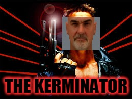 THE KERMINATOR | made w/ Imgflip meme maker