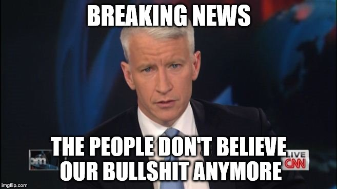 Image result for fake news meme