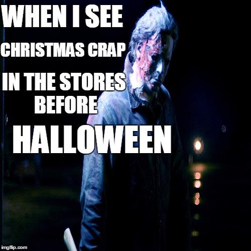 Halloween b4 Xmas , Imgflip
