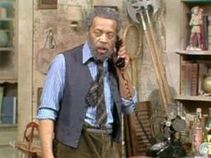 grady on sanford and son