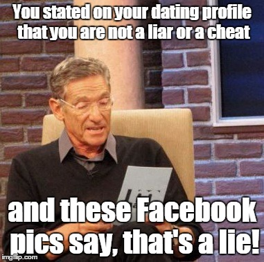 What your online dating profile says about you